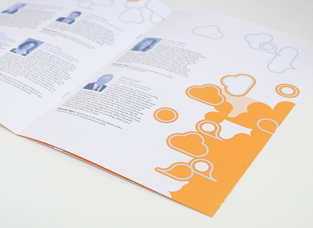 MAV Stepping Up booklet by Hatch Creative, Melbourne