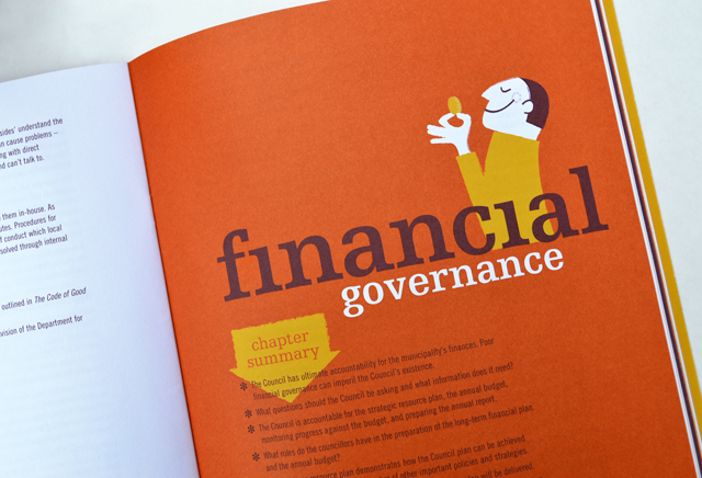 Good Governance Guide 2 by Hatch Creative, Melbourne