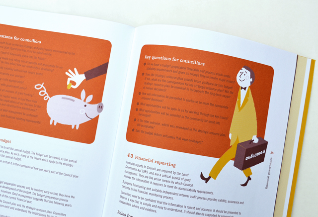 Good Governance Guide 3 by Hatch Creative, Melbourne