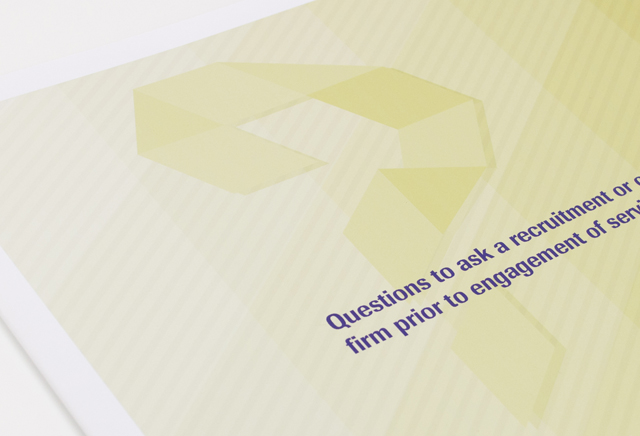 RCSA document by Hatch Creative, Melbourne
