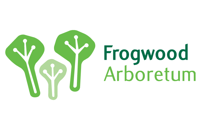 Frogwood logo by Hatch Creative, Melbourne