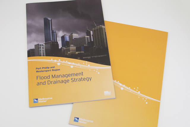 Melbourne Water strategy by Hatch Creative, Melbourne