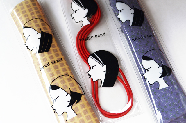 Mimco headband packaging by Hatch Creative, Melbourne