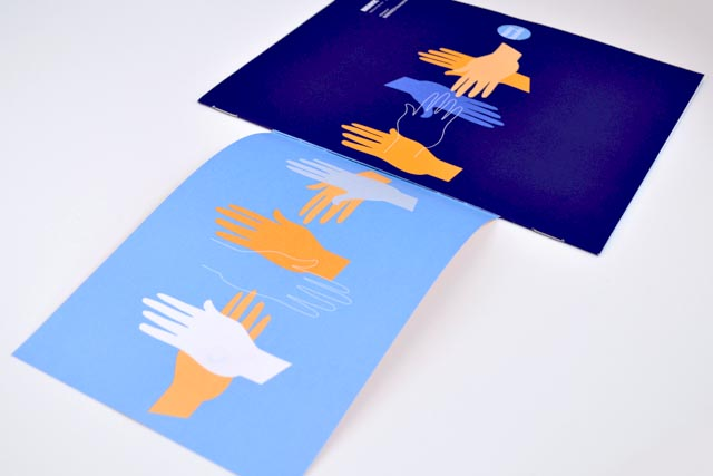 Nadavoc booklet inside cover by Hatch Creative, Melbourne