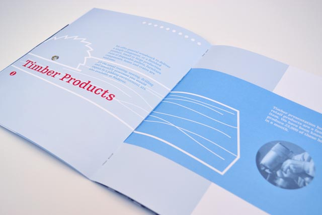 Nadavoc booklet spread 1 by Hatch Creative, Melbourne