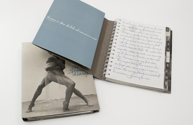 The Australian Ballet diary by Hatch Creative, Melbourne